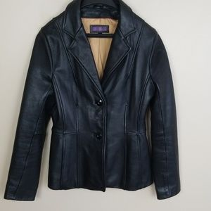 Wilsons leather Jacket preowned.